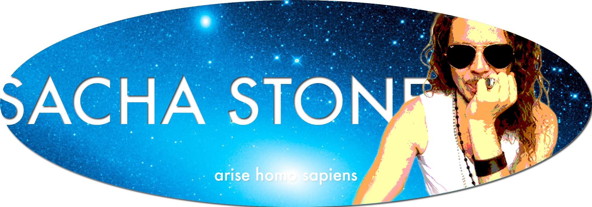Sacha Stone